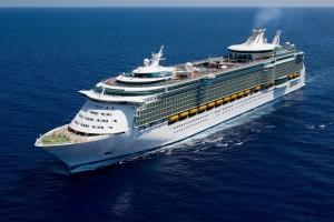 Liberty of the Seas at Sea