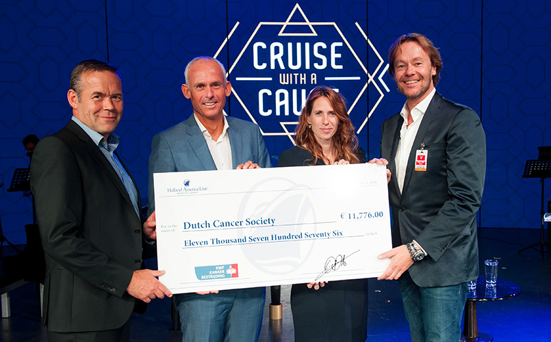 Cruise with a cause 1