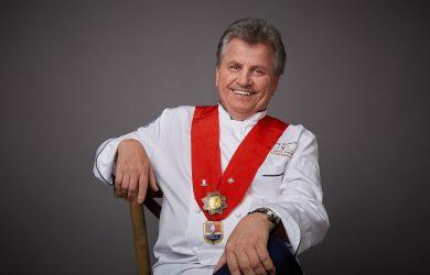 Master Chef Rudi Sodamin
