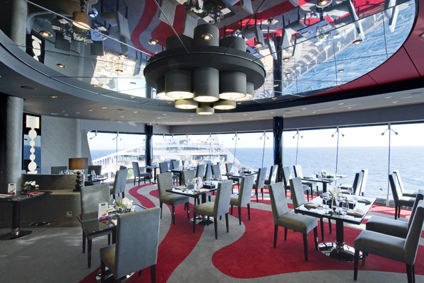 Galaxy Disco Restaurant MSC Divina