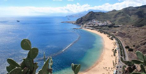 Cruises naar de Canarische Eilanden 2016 - 2017